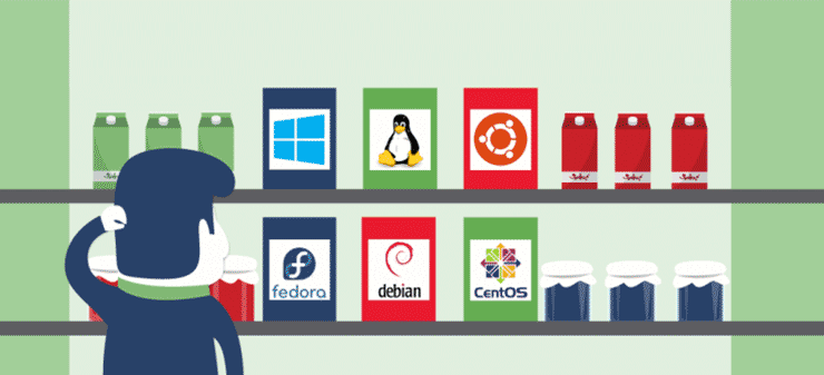 how to choose an operating system for your vps